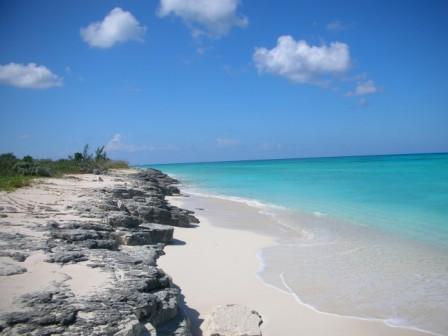 Bahamas San Salvador Marshal track